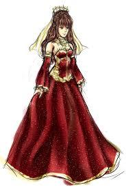 Terra Dress Design By MilanaMill