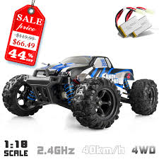 100 Monster Trucks Rc Amazoncom IMDEN Remote Control Car Terrain RC Cars Electric