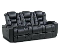 black reclining sofa and loveseat power darrin leather with