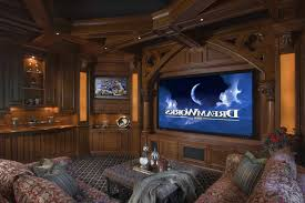 Living Room Theatre Fau by Living Room Theaters Style