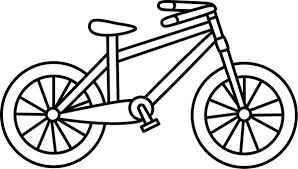 Clip Art Images Black Bicycle Clipart Transparent Library