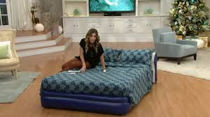 Aerobed With Headboard Twin by Aerobed Queen Size Elevated Headboard Bed W Built In Pump Page 1