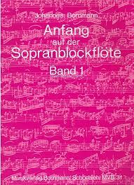 anfang auf der sopranblockflöte 1 blockflöte noten