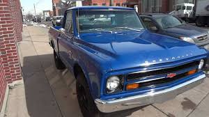 100 Restored Trucks RARE RARE RARE 1967 Chevrolet K10 4x4 Short Bed Truck Frame Off