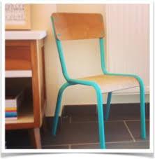 chaise d colier une chaise d écolier toute mimi décovintage lover