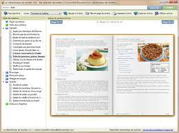 recettes de cuisines le collectionneur de recettes logiciel de recettes et créateur
