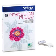 Brother Pe Design Plus 2 software — jaycotts Sewing Supplies