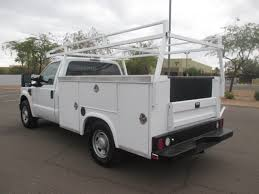 USED 2010 FORD F250 SERVICE - UTILITY TRUCK FOR SALE IN AZ #2306
