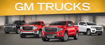 GM Truck Lineup | Moore Chevrolet Buick GMC | Silsbee, TX