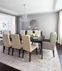 graue tapete esszimmer tapete für esszimmer modern