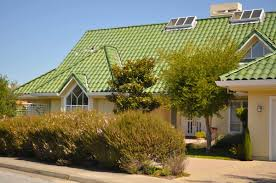 green clay tile roof roofing contractors foot palm tree