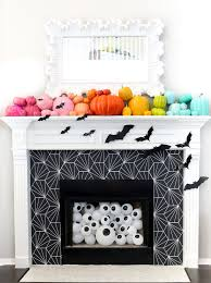 Restyle It Wallpapered Fireplace Surround A Kailo Chic Life