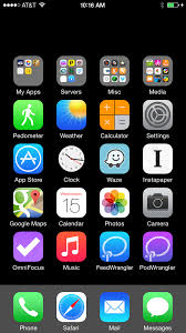 Invisible iOS Home Screen Icons David Smith Independent iOS