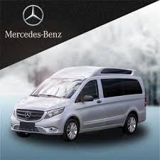 Mercedes Benz Metris Options