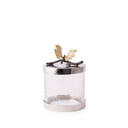 Michael Aram Butterfly Ginkgo Canister - Extra Small