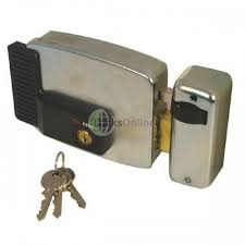 Buy Cisa Series Electric Lock Externa Metal Door and Gate