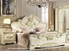 barock bett ebay barock schlafzimmer italienische möbel