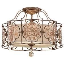 chandelier rectangular chandelier chandelier l flush mount