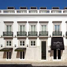 100 Inspira Santa Marta Hotel Lisbon Portugal Jetsetter