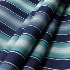 Sunbrella Awning Stripe 4884-0000 Saxon Cascade 46