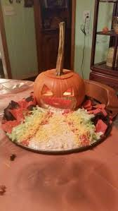 Vomiting Pumpkin Dip by Best 25 Puking Pumpkin Ideas On Pinterest Halloween Food Ideas