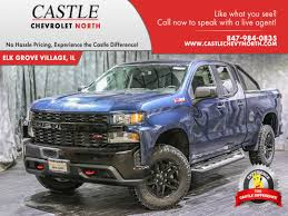 100 Custom Pickup Trucks For Sale New 2019 Chevrolet Silverado 1500 Trail Boss Extended Cab