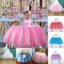 Baby 1st Birthday High Chair Tutu Skirt Tulle Table Skirt Party ... Tutu Tulle Table Skirts High Chair Decor Baby Shower Decorations For Placing The Highchair Tu Skirt Youtube Amazoncom 1st Birthday Girls Skirt Babys Party Ivoiregion Chair 44 How To Make A Pink Romantic 276x138 Originals Group Gold For Just A Skip Away Girl 2019 Lovely