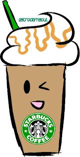 Drawn Starbucks Kawaii 5