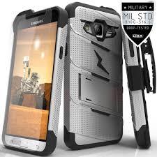 Zizo Bolt Case for Samsung Galaxy Amp Prime Samsung Galaxy J3 Military Grade Drop