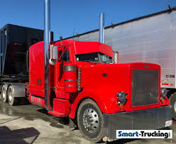 The 379 Peterbilt: The Classic King Of The Highway 2002 Peterbilt 379 Sleeper Semi Truck For Sale Salt Lake City Ut 2007 600 Miles Ucon Id Club Forum Trucking 1987 Tpi Custom With Matchin Dump Light Show 18 Wheels A Customized 1999 Isnt Your Normal Work Truck Cervus Equipment New Heavy Duty Trucks 2004 Exhd Single Axle California Compliant Peterbilt 07 Blackedout Cat Powered Many Lowered Youtube Paccar Financial Offer Complimentary Extended Warranty On