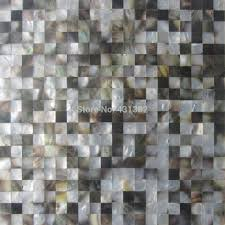 Bathroom Mosaic Mirror Tiles by Compare Prices On Shell Mosaic Tile Mirror Online Shopping Buy