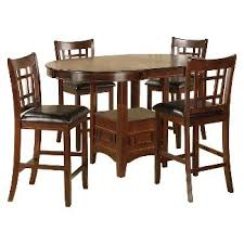 5 Piece Oval Dining Room Sets by Oval Dining Room Sets Target