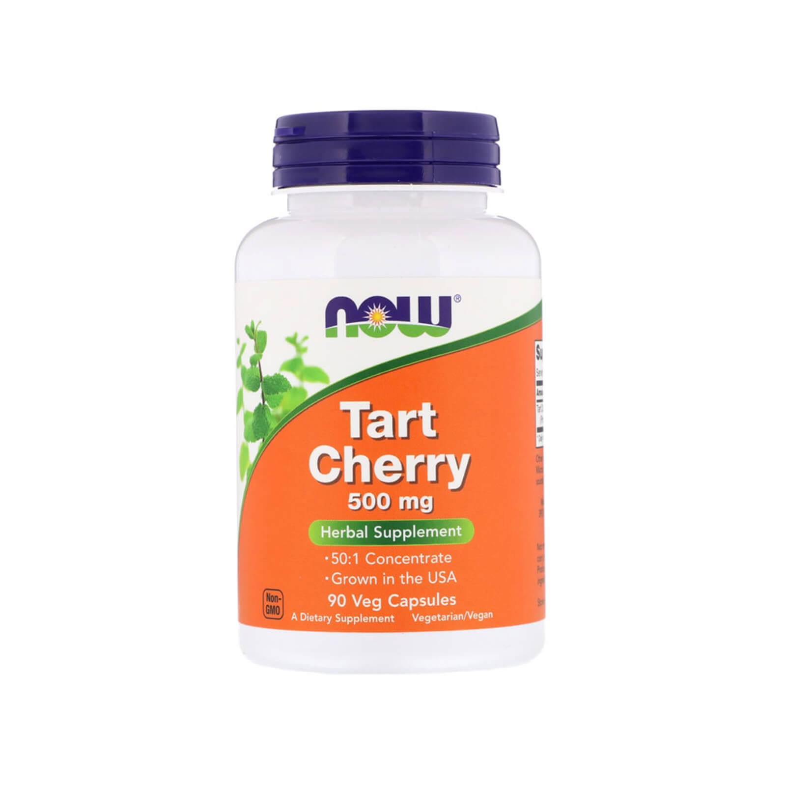 Now Foods Tart Cherry 500 mg 90 Veg Capsules