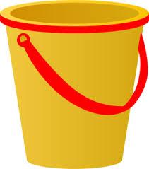 Sand Bucket Free Clipart