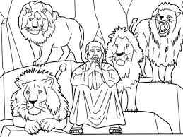 Bible Characters Coloring Pages AZ