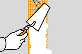 wände ausbessern und bohrlöcher füllen anleitung hornbach