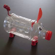 Handicraft Of Used Plastic Bottles Are Among The Types Goods That We Can Certainly Use To Be Materials Make It With Yourself
