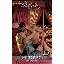 El Deber De Un Jeque The Duty Of A Sheikh Harlequin Bianca Spanish Edition