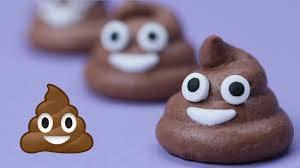 Nerdy Nummies Halloween Cupcakes by Poo Emoji Meringue Cookies Nerdy Nummies Youtube