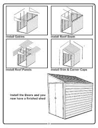 Arrow Shed Assembly Tips by Amazon Com Arrow Shed Ys47 Yard Saver 4 Feet By 7 Feet Steel