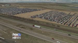 Curious Colorado: Why Are All Those Cars Parked Near PPIR?