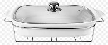Chafing Dish Porcelain Ceramic Cookware Kitchen