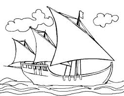 Related Posts Columbus Day Coloring Pages