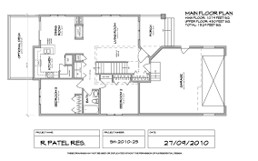100 Floor Plans For Split Level Homes Two Storey 1529 Sq Ft Shergill
