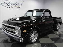 1969 Chevrolet C10 Supercharged For Sale | ClassicCars.com | CC-993805 Custom 69 Chevy Blown Rat Rod Truck Dads Creations And 1969 C10 Restomod Photo Image Gallery Chevrolet Ol Blue Pickup Truck Louisville Showroom Stock Dropped Nacho Youtube 75mm 2002 Hot Wheels Newsletter Short Bed Lowered Shop With Pin Striping Smokin Charcoal Network The Blazer K5 Is Vintage You Need To Buy Chevy Colors Greattrucksonline Stepside By Misterlou On Deviantart