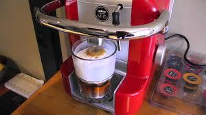 Lavazza Amodo Mio Saeco Extra Capsule Coffee Machine
