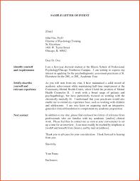 Letter Format Please Find Enclosed Best Job Fer Letter Intent