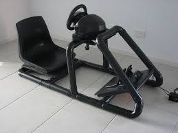 Create Gaming Chair Car Frame With PVC Pipimg | Easiest Way ... Custom Gaming Chair Mod Building A Diy Flightdriving Sim Pit On Budget Vrspies 8 Ways To Stop Your From Rolling Rig 8020 Alinum No Cutting Involved Simracing Brilliant Diy Desk Pc Modern Design Models Homemade Big Tv Pc Gaming Chair Youtube How Build Pcps3xbox Racing Wheel Setup In Nohallerton North Chairs Light Brown Fniture Jummico X Rocker Mission A Year Of Pc With Standing Desk Gamer F1 Seat