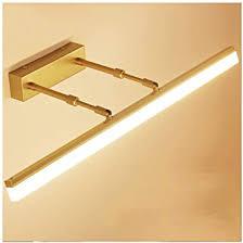 led badleuchte spiegelleuchte 12w 60cm 840lm retro badle