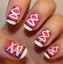 Collection Simple Nail Polish Designs At Home Photos, - The Latest ... Nail Art Step By Version Of The Easy Fishtail Nail Polish Designs At Home Alluring Cute For Short Make A Photo Gallery Of Zip Art How To Use Nails Decals Do It Simple Easy Top At And More 55 Halloween Ideas Pictures Best 2017 Wonderful Natural Design Step By Learning Steps